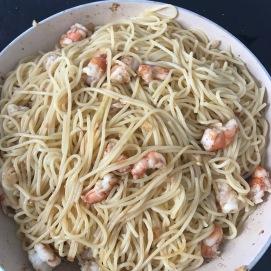 Pasta gambón2